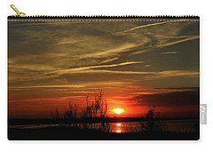 Carry-all Pouch featuring the photograph The Big Picture by Laura Ragland