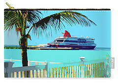 The Bimini Boat Carry-all Pouch