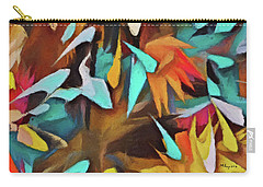 The Birds And The Bees Carry-all Pouch
