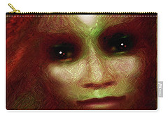 The  Birth Of Gaia Carry-all Pouch