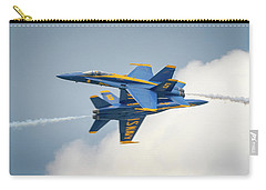 The Blue Angels Close Pass Carry-all Pouch