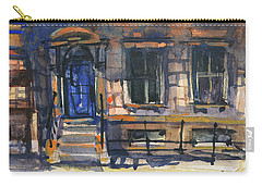 The Blue Door, New York Carry-all Pouch