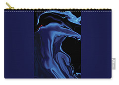 The Blue Kiss Carry-all Pouch