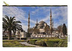 The Blue Mosque In Istanbul Turkey Carry-all Pouch