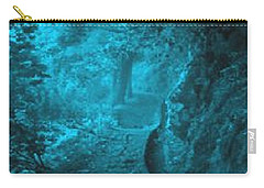 The Blue Path Carry-all Pouch