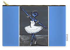 The Blue Swan Carry-all Pouch