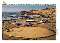 The Boards Carry-all Pouch by Peter Tellone