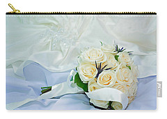 Carry-all Pouch featuring the photograph The Bouquet by Keith Armstrong