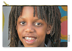 The Boy Who Wore Dreads Carry-all Pouch
