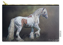 The Braided Gypsy Carry-all Pouch by Brian Tarr