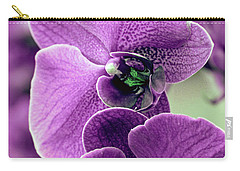 The Branch Of Orchids Carry-all Pouch