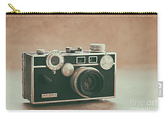 Carry-all Pouch featuring the photograph The Brick by Ana V Ramirez