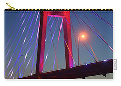 The Bridge And The Sunset Carry-all Pouch