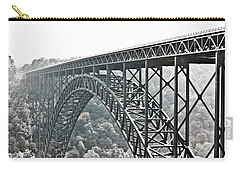 The Bridge B/w Carry-all Pouch