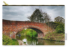 The Bridge Carry-all Pouch by Isabella F Abbie Shores FRSA