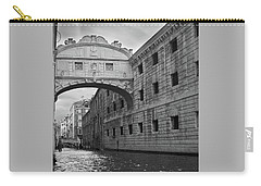 The Bridge Of Sighs, Venice, Italy Carry-all Pouch
