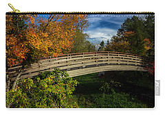 The Bridge To The Garden Carry-all Pouch