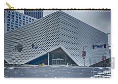 The Broad Museum Carry-all Pouch