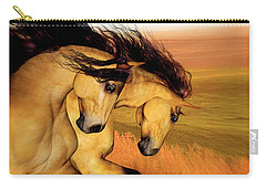 The Buckskins Carry-all Pouch