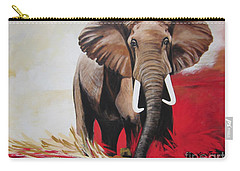The Bull Elephant - Constitution Carry-all Pouch