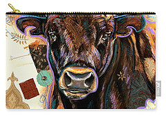 The Bull Carry-all Pouch