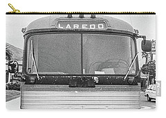 The Bus To Laredo Carry-all Pouch