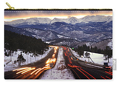 The Call Of The Mountains Carry-all Pouch
