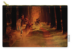 The Call Of The Wizard Carry-all Pouch