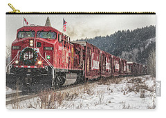 The Canadian Pacific Holiday Train Carry-all Pouch