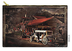 The Carriage Carry-all Pouch by Bob Pardue