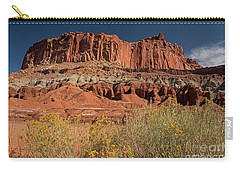 The Castle In Capital Reef Carry-all Pouch
