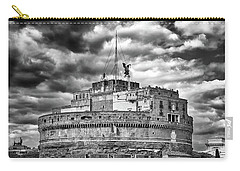 The Castle Of Sant'angelo In Rome Carry-all Pouch