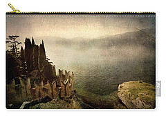 The Castle On The Lake. Malcesine Carry-all Pouch