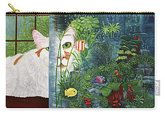 The Cat Aquatic Carry-all Pouch