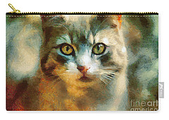The Cat Eyes Carry-all Pouch