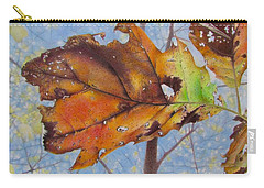 Changes Carry-all Pouch by Pamela Clements