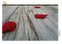 Carry-all Pouch featuring the photograph The Character Of Beauty by Robert Knight