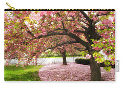 The Cherry Tree Carry-all Pouch