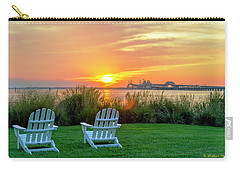 The Chesapeake Carry-all Pouch by Brian Wallace
