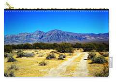 The Chicago Valley Carry-all Pouch by Nature Macabre Photography