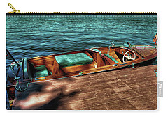 The Chris Craft Continental - 1958 Carry-all Pouch by David Patterson