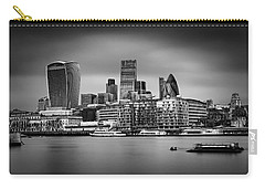 The City Of London Mono Carry-all Pouch