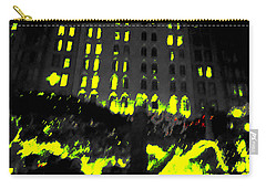 The City Carry-all Pouch by Nature Macabre Photography