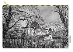 Carry-all Pouch featuring the photograph The Claremont by Jeremy Lavender Photography