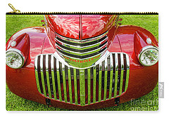 Carry-all Pouch featuring the photograph The Classic by Nick Boren