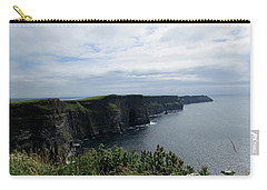The Cliffs Of Moher Ireland Carry-all Pouch