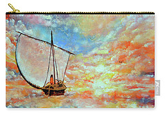Come Sail Away Carry-all Pouches