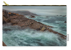 The Coastline Carry-all Pouch by Jonathan Nguyen