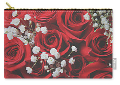 The Color Of Love Carry-all Pouch by Laurie Search