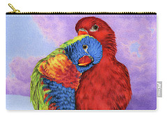 The Color Of Love Carry-all Pouch